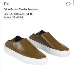 Tibi Charlie Slide Sneakers